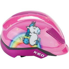 KED Pina Casco Niños, unicorn